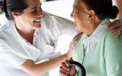 Diferencia de un cuidador profesional a uno que no