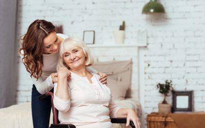 Beneficios del cuidado de personas mayores a domicilio