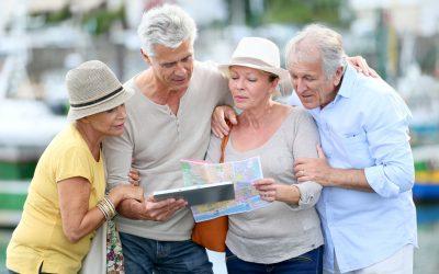Cuidado de personas mayores: beneficios de viajar en la tercera edad