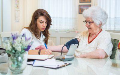 Enfermeras en casa: 10 beneficios de un servicio tan cualitativo