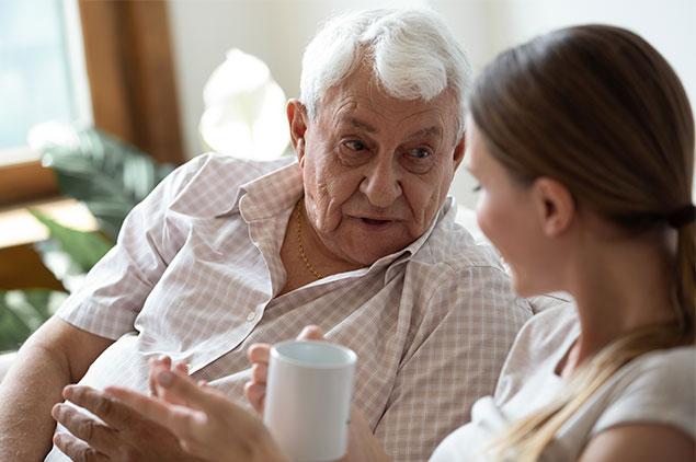 Consejos para la comunicación con las personas mayores