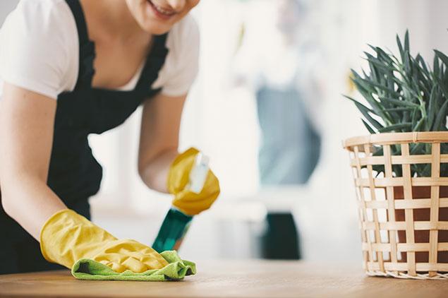 Servicio doméstico: consejos para mantener un hogar limpio