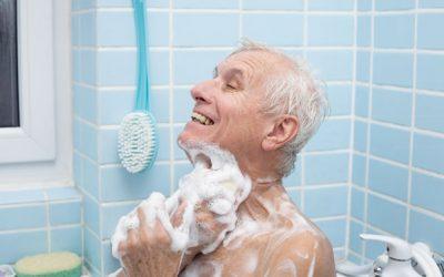 7 técnicas de higiene y aseo para personas mayores