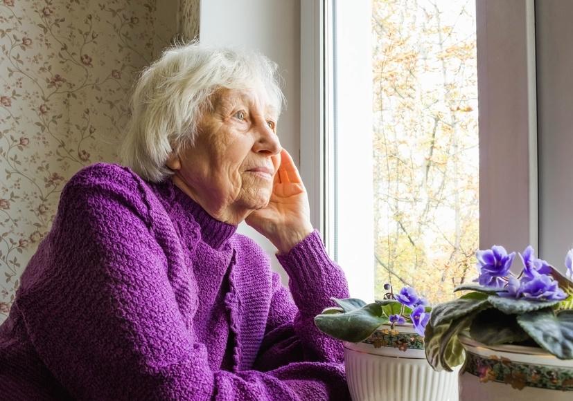 cuidados de ancianos la depresión