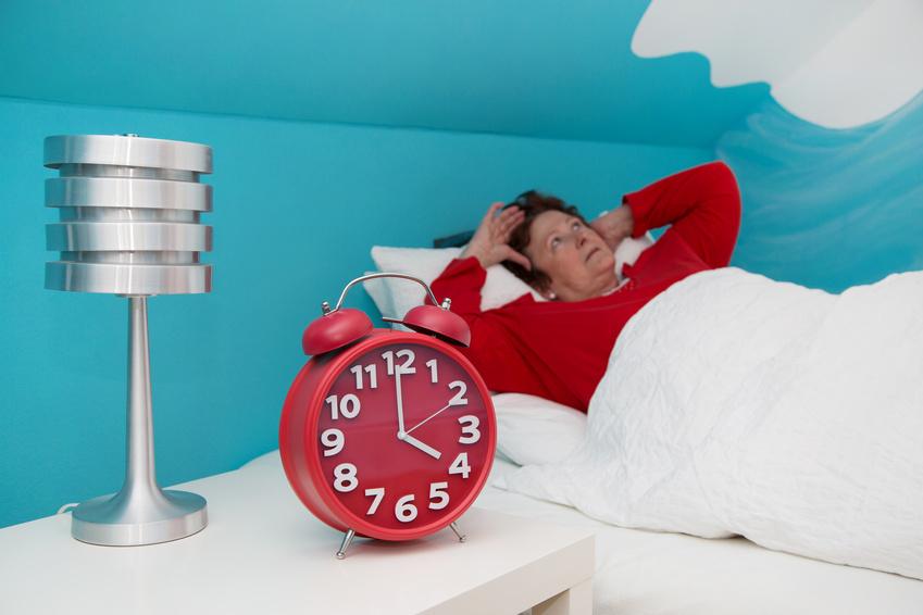 cuidar de personas mayores y el insomnio